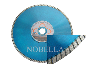 DIAMOND BLADE SPBA-S-350 WITH REINFORCEMENT FLANGES