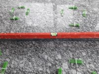 WEDGE LEVEL - BASE 1 mm CLIPS FOR WEDGE LEVELING 3-12 мм  -  1 pce