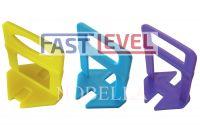 FAST LEVEL - ПОДЛОЖКА / ОСНОВА 1.5 mm ЗА СИСТЕМА ЗА ИЗРАВНЯВАНЕ С КЛИН 3-12 мм - 1 бр.